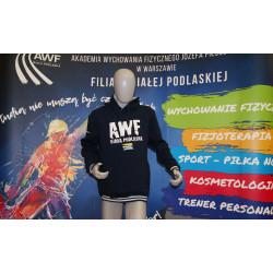 Bluza - Logo AWF (Haft)