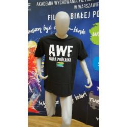 T-Shirt - AWF Biała...